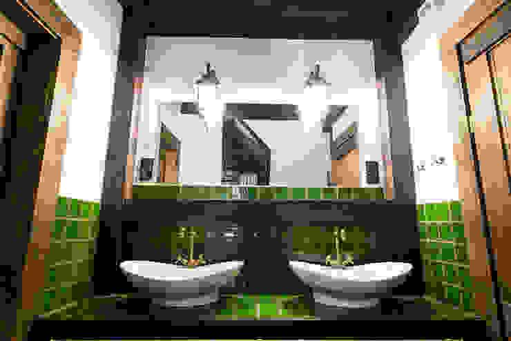 kafle ścienne Wiejska łazienka od dekornia Wiejski