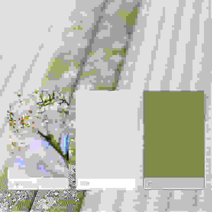 kleur concept van Studio evo Aziatisch