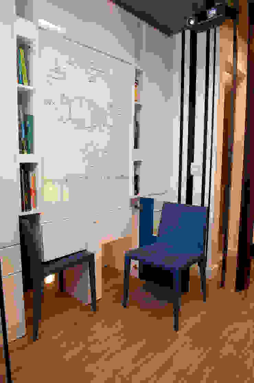 Pocket Office Escritórios industriais por Espaço do Traço arquitetura Industrial