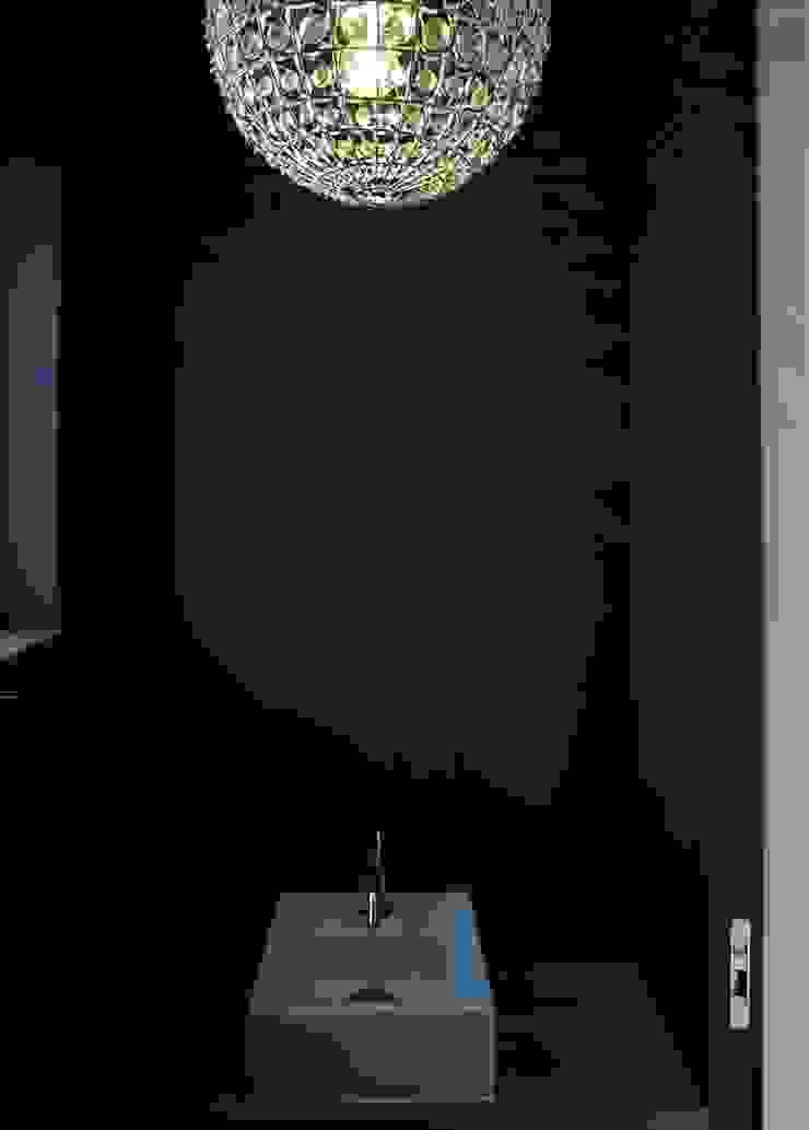 T2-house モダンスタイルの お風呂 の SO-DESIGN建築設計室 モダン