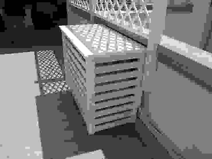 RicreArt - Italmaxitetto Balconies, verandas & terraces Accessories & decoration