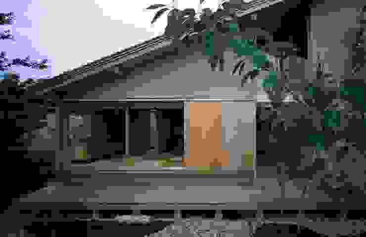 庭つくりの家 オリジナルな 家 の 神谷建築スタジオ オリジナル