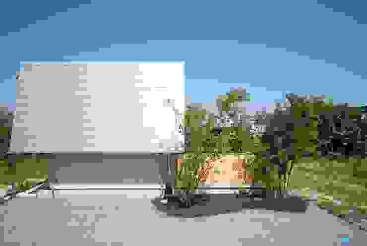 留木の家 オリジナルな 家 の 神谷建築スタジオ オリジナル