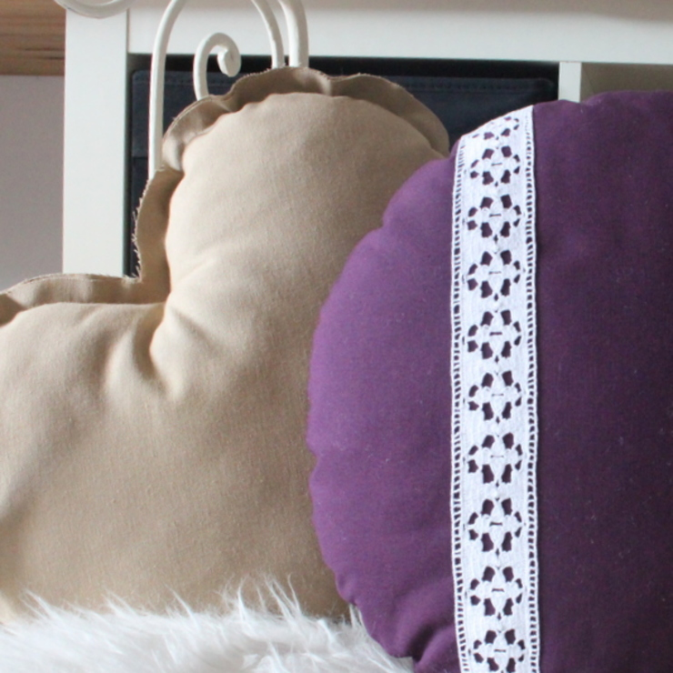 Zolé Nursery/kid's roomAccessories & decoration Cotton Purple/Violet