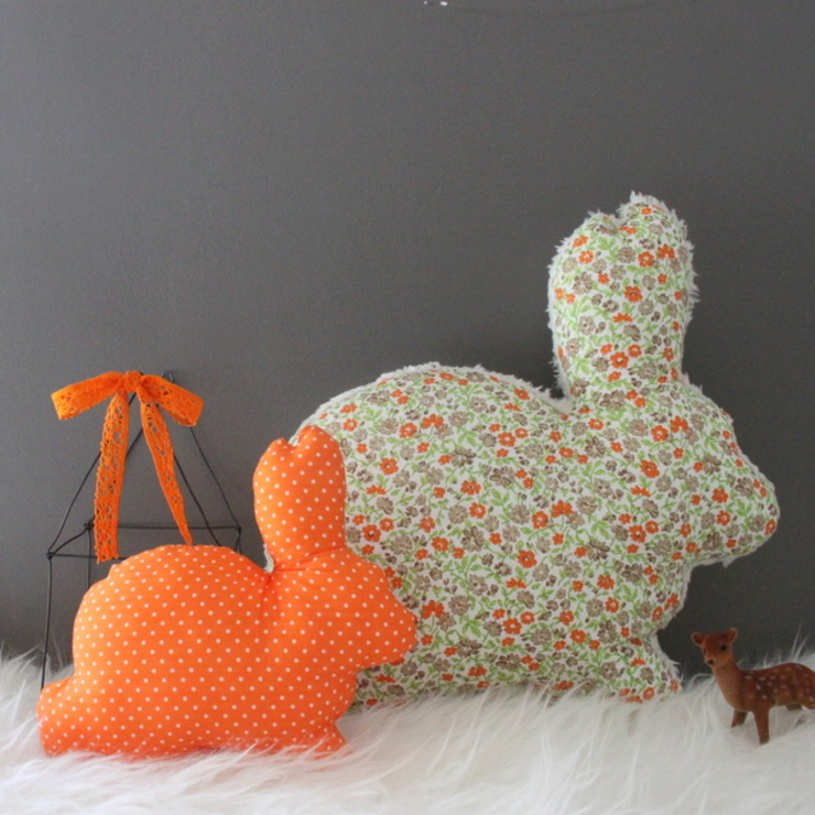 Zolé Nursery/kid's roomAccessories & decoration Cotton Orange