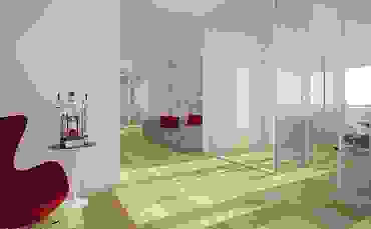 M A+D Menzo Architettura+Design Couloir, entrée, escaliersAccessoires & décorations