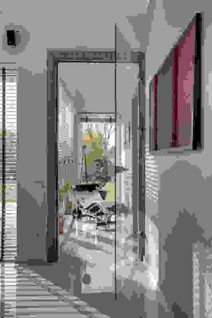 Modern Living Room by Anna Kukawska - Architekt Modern