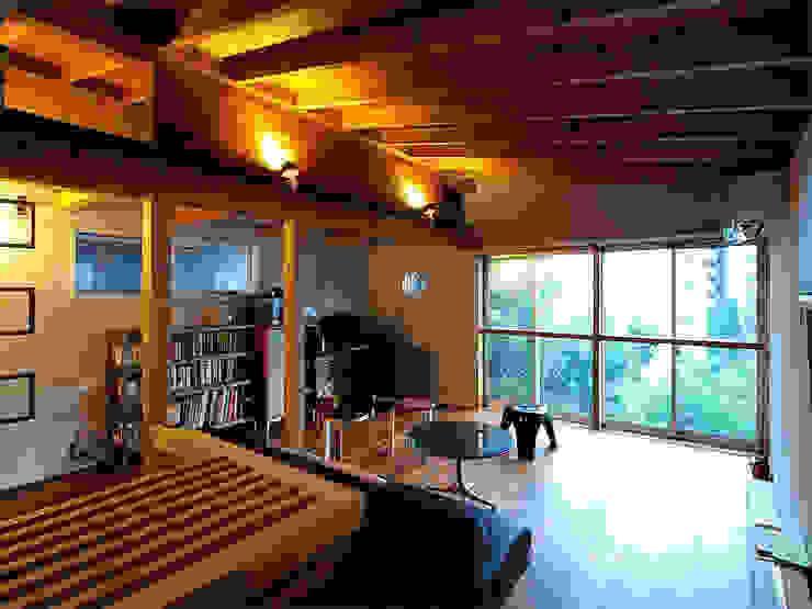 志田建築設計事務所 ห้องนั่งเล่น