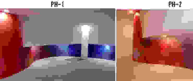 Aurora private room: 南俊治建築研究所が手掛けた現代のです。,モダン