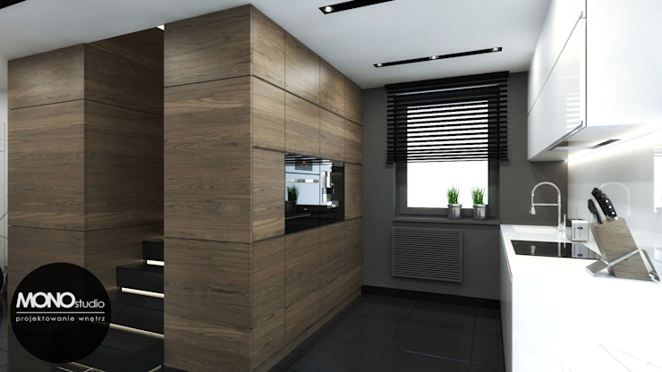 MONOstudio Modern kitchen