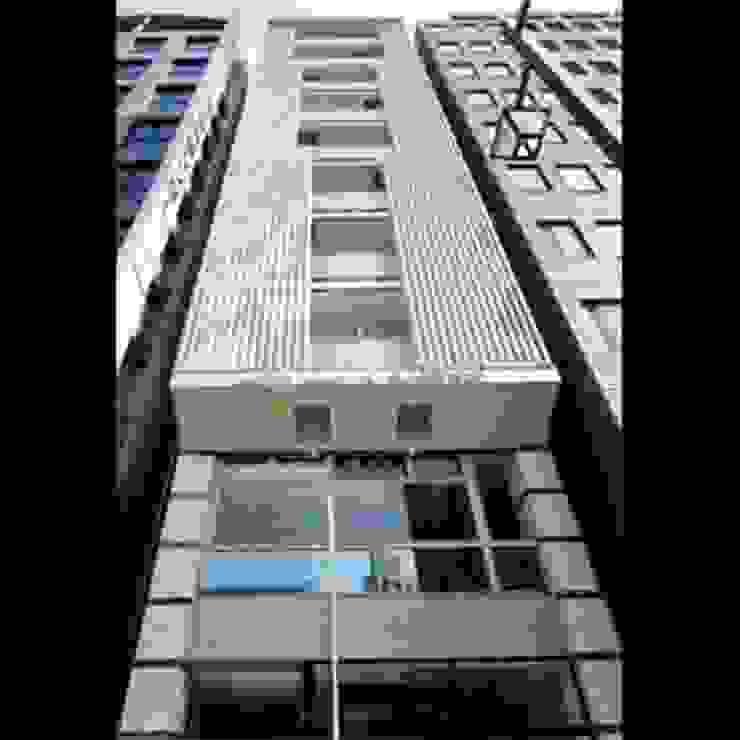 Main facade の 南俊治建築研究所