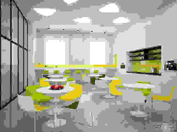 Столовая Столовая комната в стиле лофт от ART-INTERNO Лофт