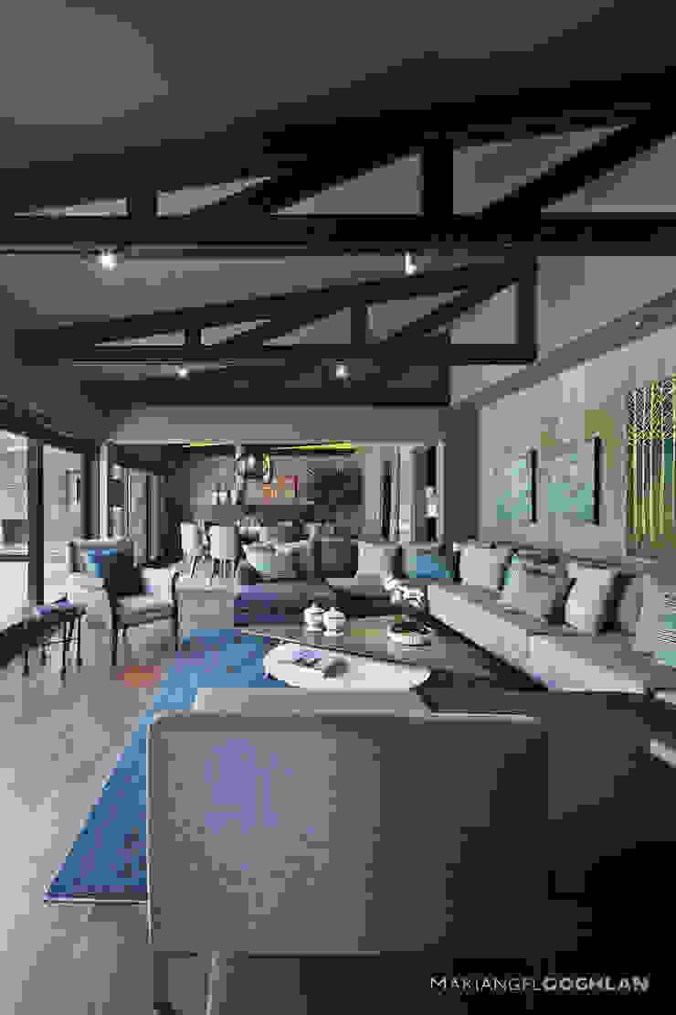 MARIANGEL COGHLAN Modern living room