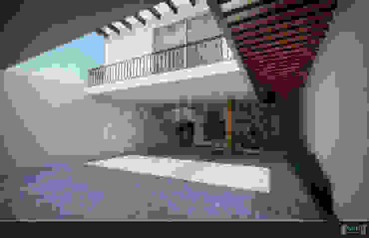PROYECTO Medina Casas rústicas de GRH Interiores Rústico