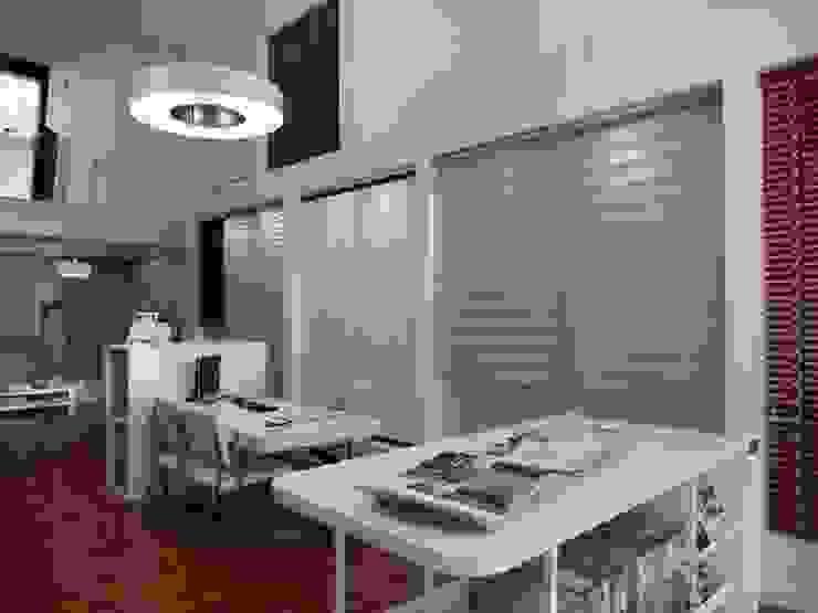 Luxaflex Las Rozas Oficinas y tiendas de estilo moderno de Luxaflex Concept Store Moderno