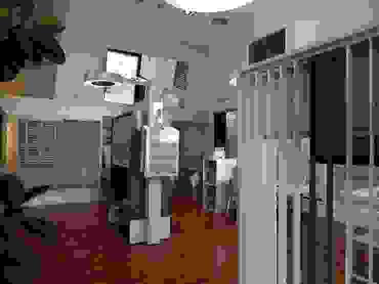 Gradulux Madrid Oficinas y tiendas de estilo moderno de Luxaflex Concept Store Moderno