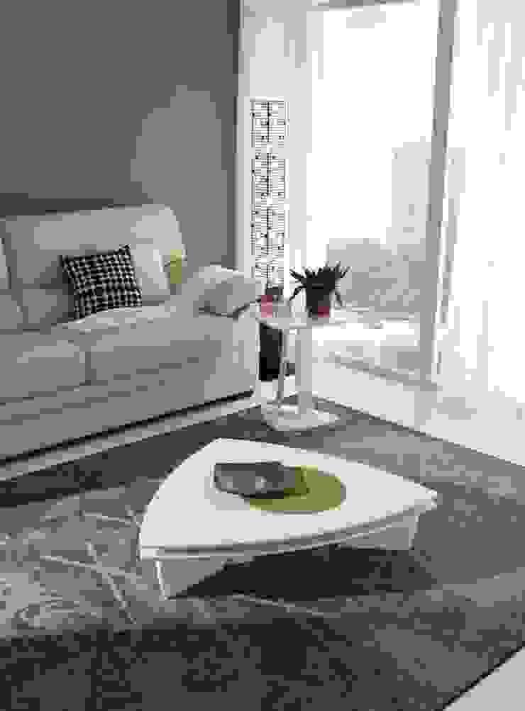 'Emma' swivel coffee table by La Primavera de My Italian Living Moderno