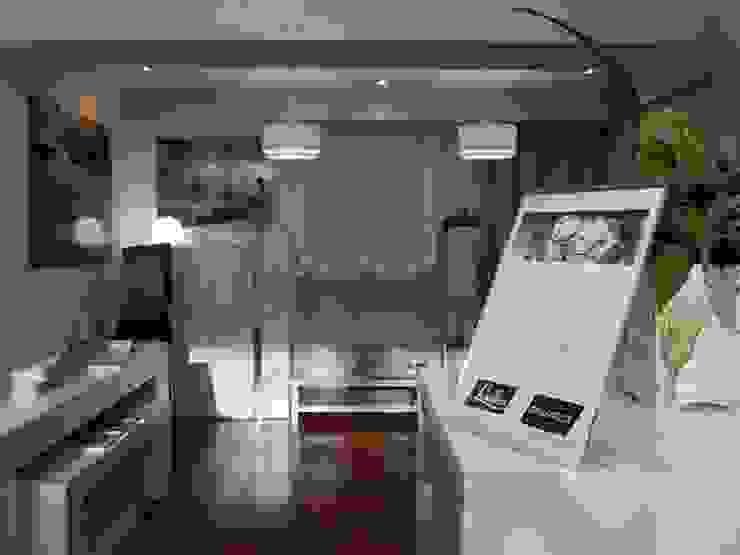 Gradulux Las Rozas Oficinas y tiendas de estilo moderno de Luxaflex Concept Store Moderno