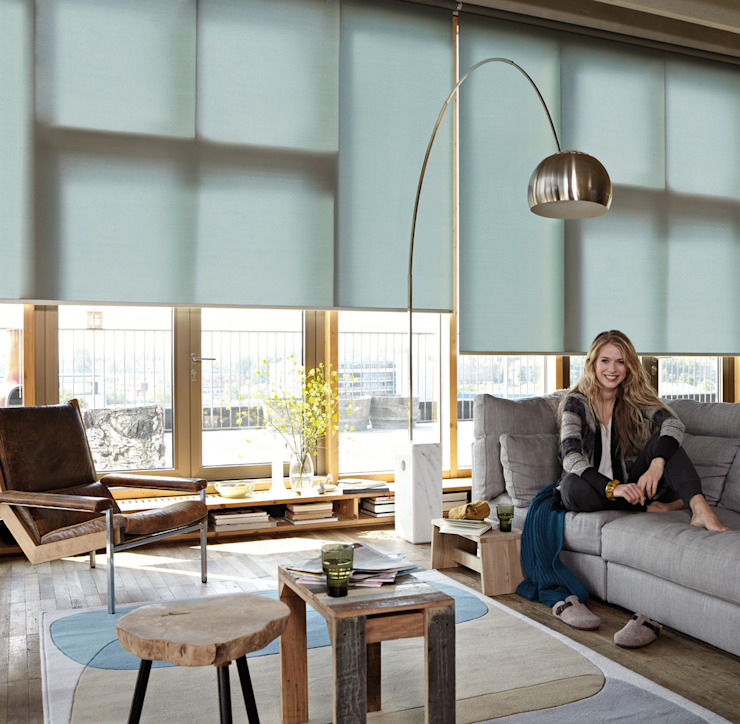 Hogar de estilo  por Luxaflex Concept Store