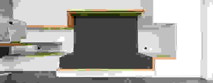 dieMeisterTischler Ruang Studi/Kantor Modern
