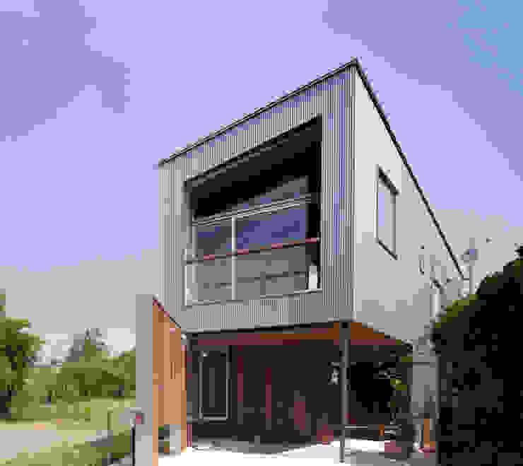 水野建築事務所 Moderne Häuser