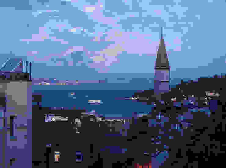 Beyoğlu Aparts, Kumbaracı, İstanbul Endüstriyel Oteller Milimetrik Mimarlık Endüstriyel