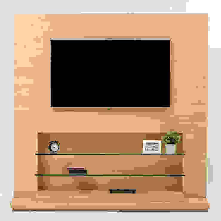 Mueble de TV en Maple de MADERISTA Moderno Madera Acabado en madera