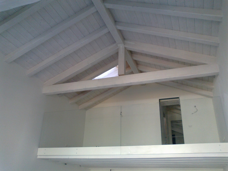 Chambre moderne par VENETA TETTI Moderne