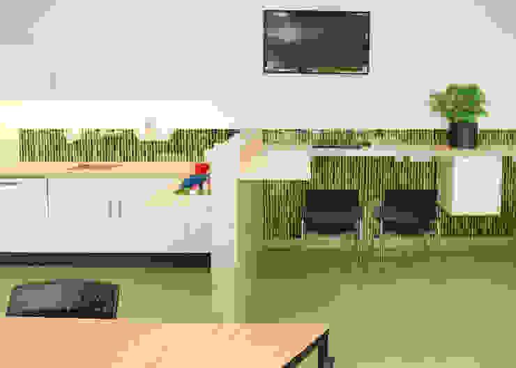 Keuken achterwand AMC Amsterdam Moderne gezondheidscentra van PimpYourKitchen Modern