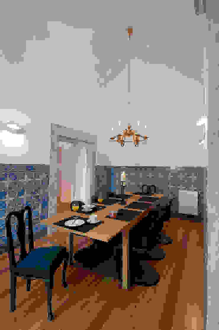 Sala de Jantar Salas de jantar clássicas por Staging Factory Clássico