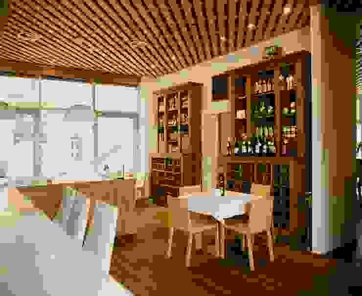 "Ресторан ""Correa's"" от ANIMA Модерн"
