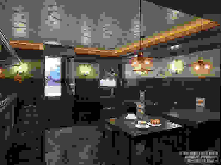 Бар Столовая комната в эклектичном стиле от ART-INTERNO Эклектичный