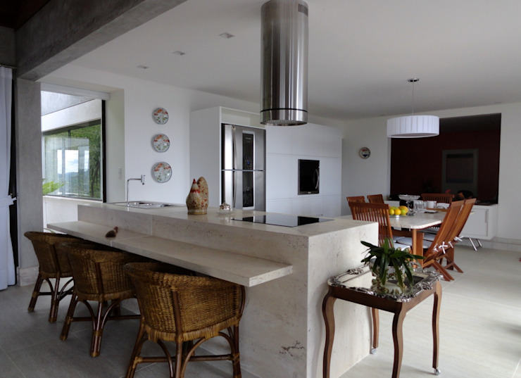Depois por DG Arquitetura + Design Moderno