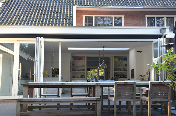 Houses by Boks architectuur