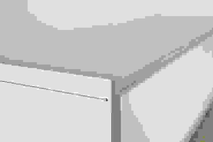 Kastsysteem Kabel TV-meubel van sandra nielen Scandinavisch