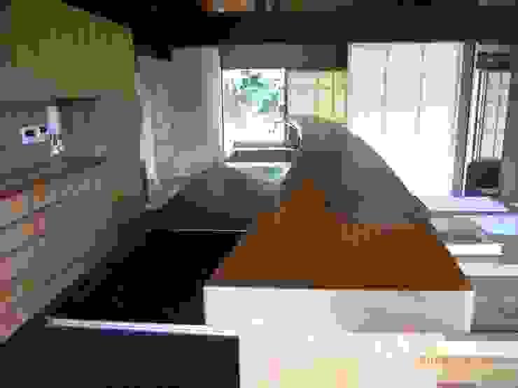 キッチン オリジナルデザインの キッチン の 松井建築研究所 オリジナル