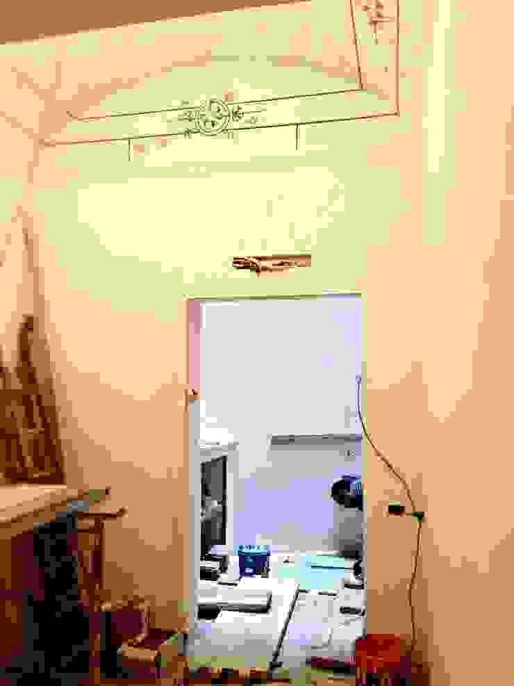 STUDIO M Studio moderno di Nau Architetti Moderno