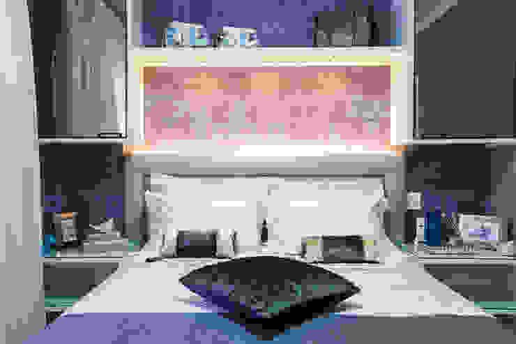 suite master Quartos modernos por Lo. interiores Moderno