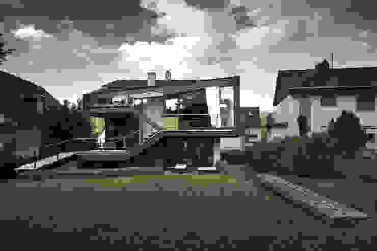 Moderne huizen van reinhardtjung Modern