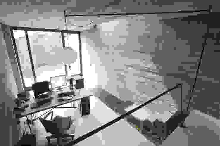 4 in 1 Generationen Haus im Goldenen Grund Moderne Arbeitszimmer von reinhardtjung Modern