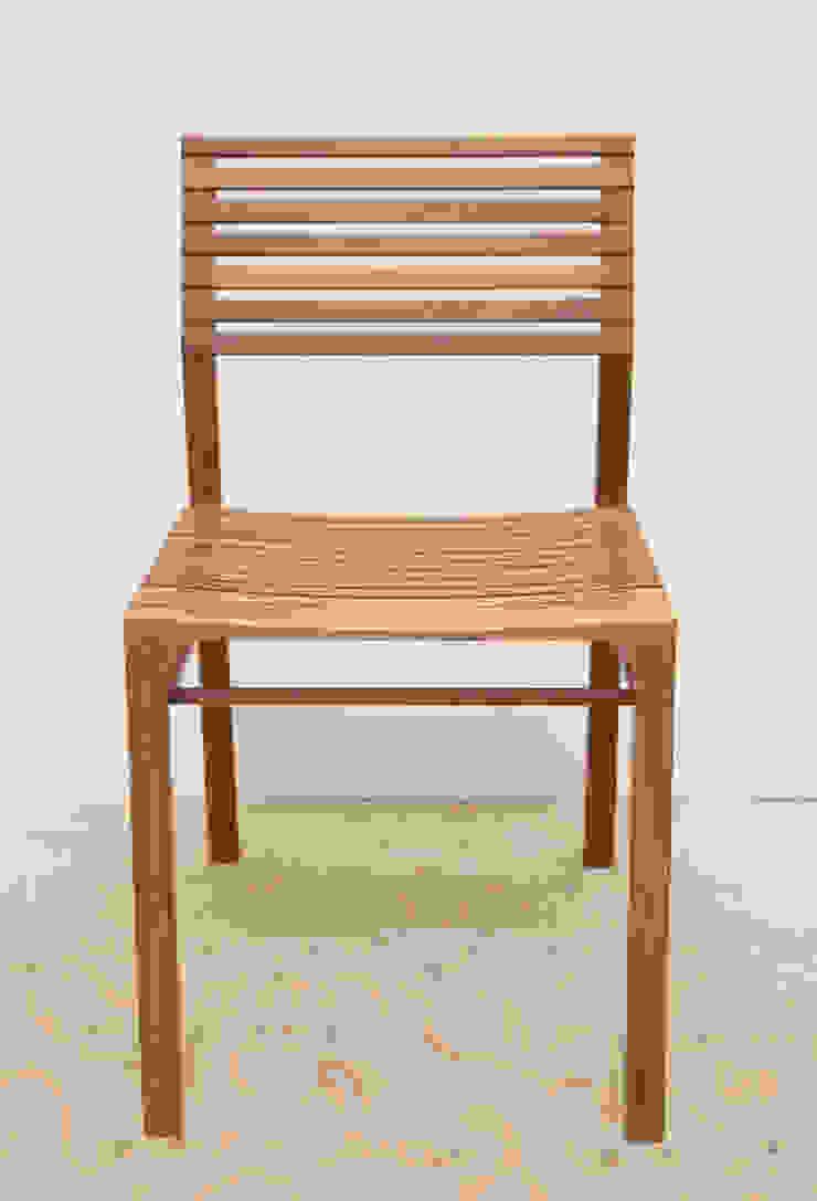 Stoel Hinta: modern  door meubelmakerij mertens, Modern