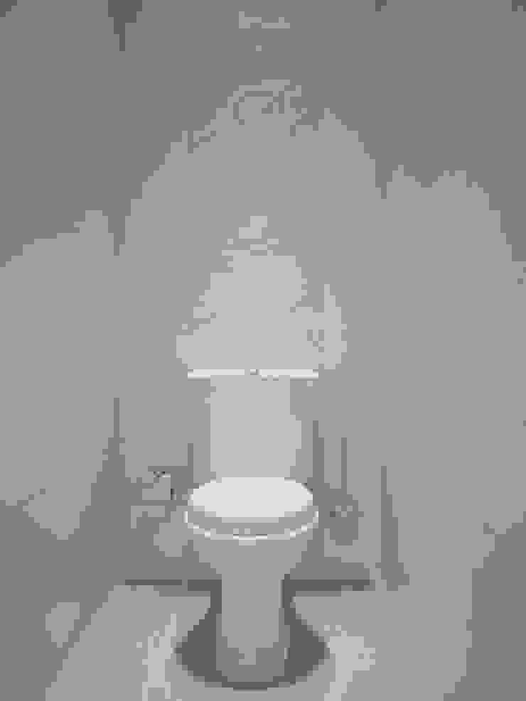 1-но комнатная квартира 36.96m² Ванная комната в стиле модерн от PLANiUM Модерн