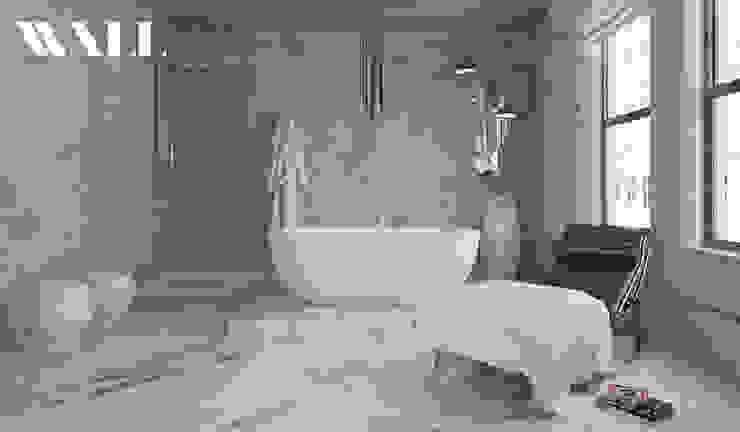 Квартира для холостяка в центре Санкт-Петербурга Ванная в стиле лофт от ДИЗАЙНЕР ИНТЕРЬЕРА САНКТ-ПЕТЕРБУРГ Лофт