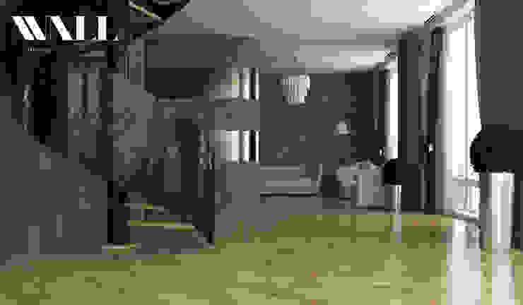 Двухэтажные апартаменты в стиле Арт-Деко Гостиная в классическом стиле от ДИЗАЙНЕР ИНТЕРЬЕРА САНКТ-ПЕТЕРБУРГ Классический