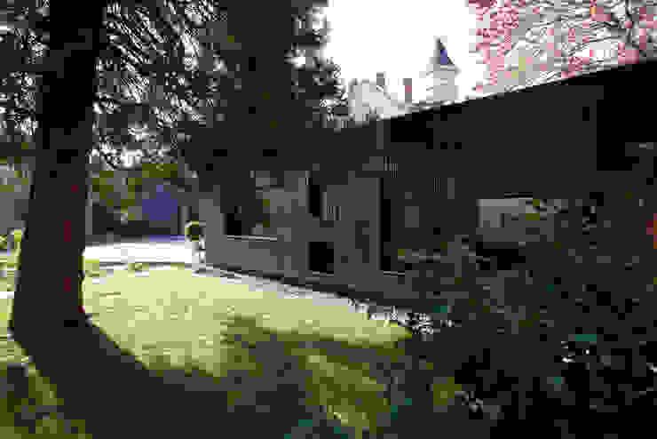 Maison individuelle à Villefranche-sur-Saône Maisons modernes par Caroline Wach Architecture Moderne