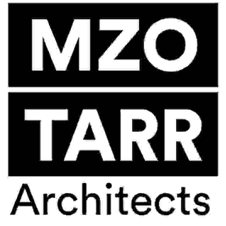 сучасний  by MZO TARR Architects, Сучасний
