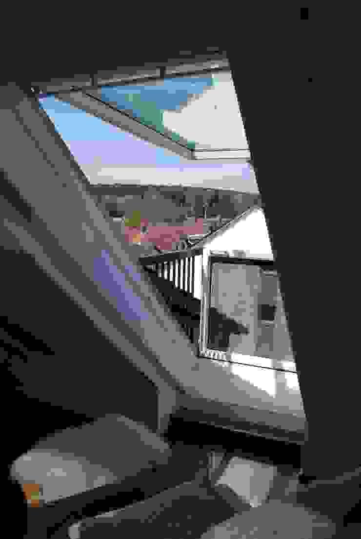 Cabriofenster SIMONE JÜSCHKE INNEN|ARCHITEKTUR Moderne Fenster & Türen