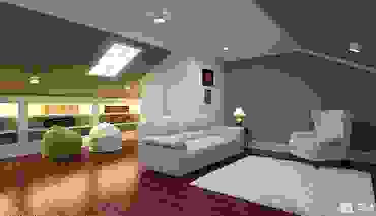 Интерьер дома в колониальном стиле Детская комната в колониальном стиле от GM-interior Колониальный