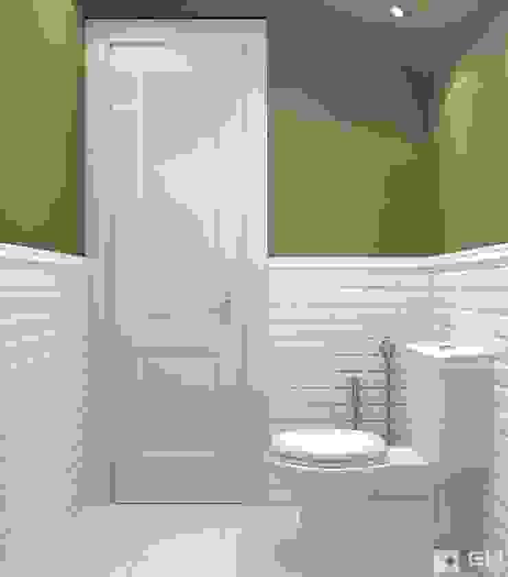 Интерьер дома в колониальном стиле Ванная в колониальном стиле от GM-interior Колониальный