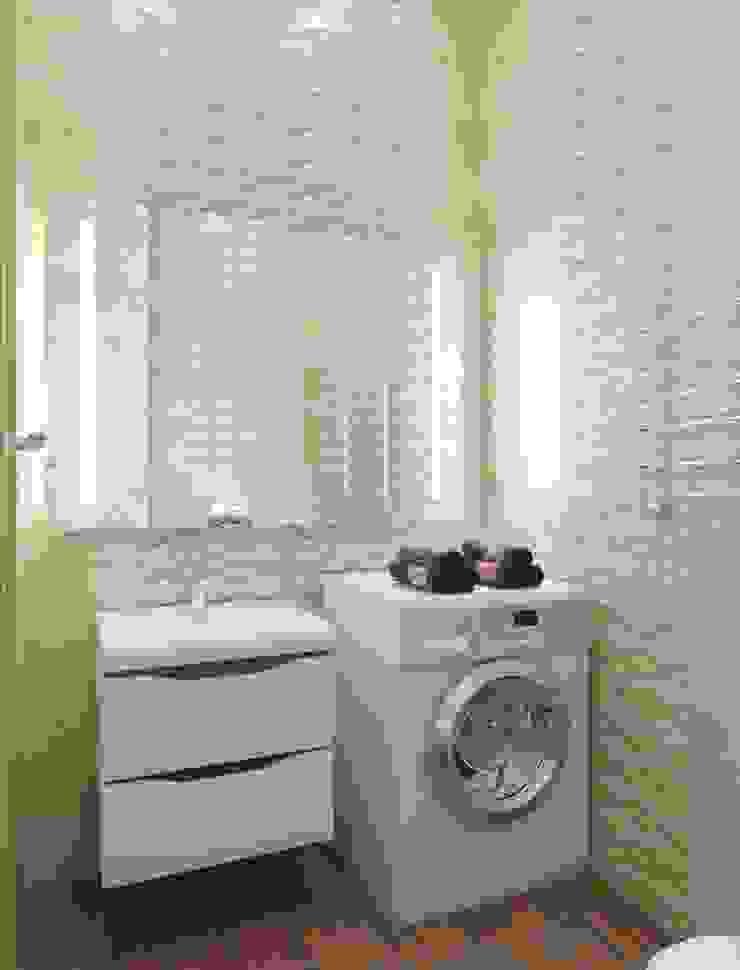 Квартира ЖК «Парк-холл Горький» Ванная в классическом стиле от UKRINTEL Классический